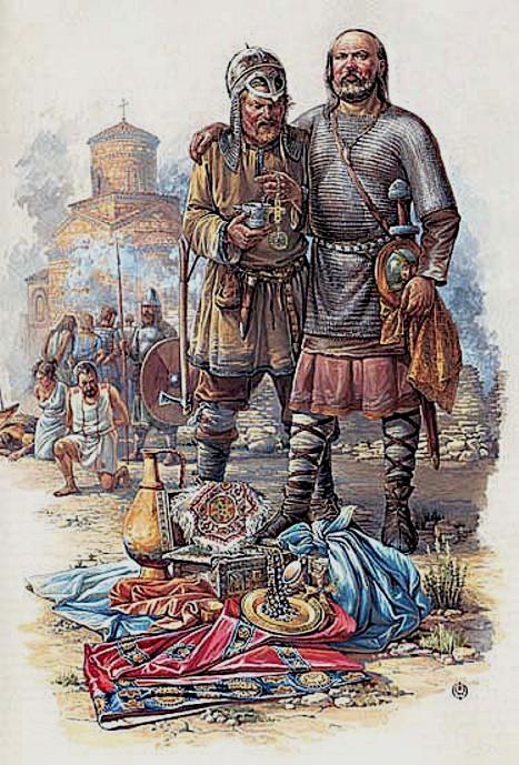 Русь в древнебулгарских летописях